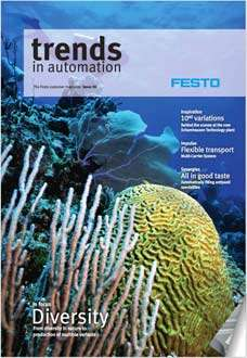 Festo Trends in automation magazine 30