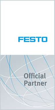 Festo Official Partner Logo