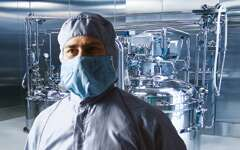 Festo products and solutions for cleanrooms and dry rooms