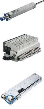 Custom Automation Components by Festo