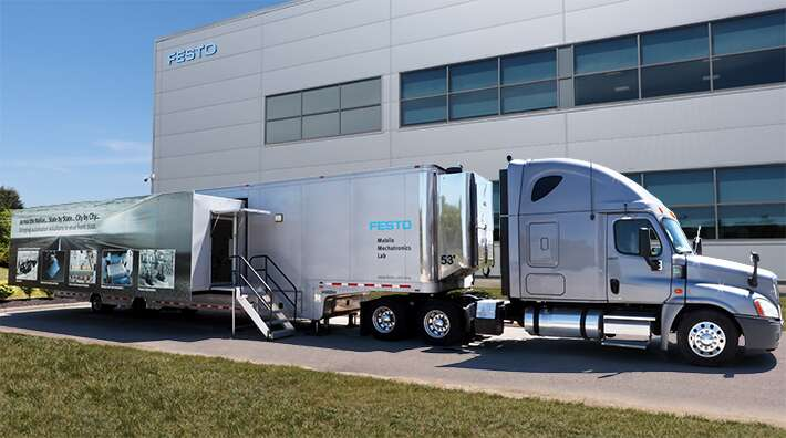 Festo Mobile Mechatronics Lab