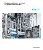 Process Control Solutions for Biotech  and Pharmaceutical Production Brochure