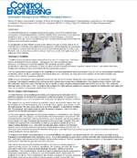 Control Engineering Article