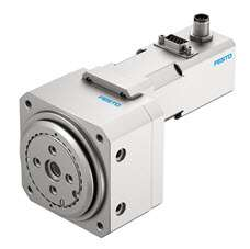 ERMO electric rotary actuator for orienting and aligning parts