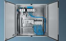 Ready-to-install solutions: control cabinets