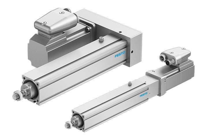 Axial and parallel motor mounting – can be modified at any time