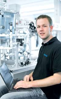 Our apprenticeship in technical vocations at the Esslingen-Berkheim location