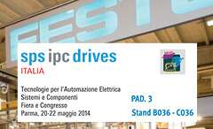 Festo SPS IPC Drives