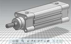 CAD models from Festo