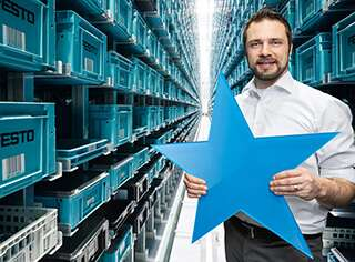 The Festo core product range