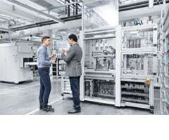 Festo production on demand
