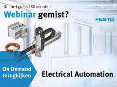 Webinar Electric Automation