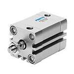 Wide range of variants: compact standard cylinder ADN from Festo