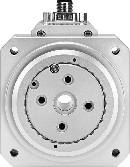Backlash-free ball bearing for robust and precise positioning