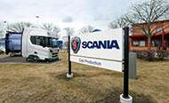 Scania customer reference
